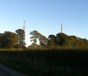 Britwell Masts 1